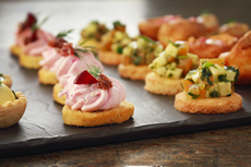 Canapes & Nibbles