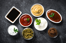 Sauces Dressings & Dips